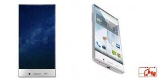 گوشی هوشمند شارپ با نام Sharp AQUOS Crystal