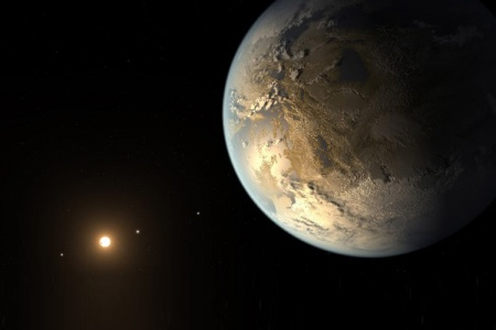 زندگی بعد از زمین در کره ای دیگر