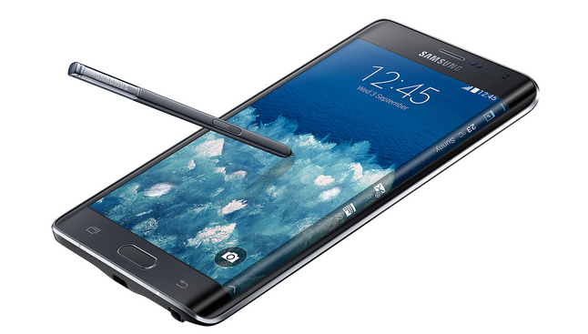 نمایشگاه IFA : گوشی هوشمند سامسونگ Galaxy Note Edge رونمایی شد.