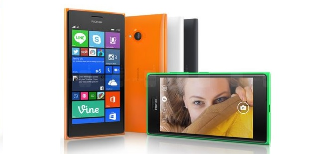 Nokia Lumia 730 Pictures