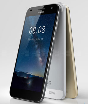 Huawei Ascend G7 Pictures