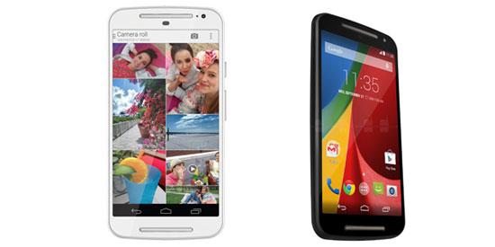 موتورولا جدیدترین گوشی خود را با نام Motorola Moto G 2014 ارائه کرد.