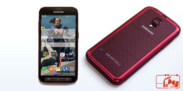 بررسی گوشی سامسونگ Samsung Galaxy S5 Sport