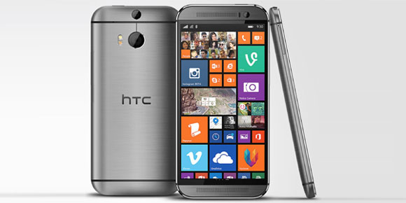 تست باتری HTC One M8 تحت ویندوز