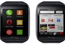 Samsung's smart watch gets a full-web browser