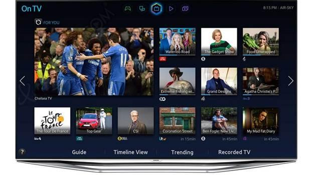 سامسونگ : نگاهی کوتاه به تلویزیون هوشمند با ریموت هوشمند سامسونگ