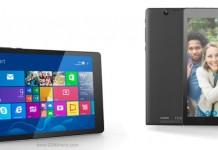 Windows 8.1 tablet