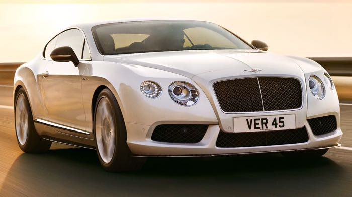 New Bentley Continental Will Use Porsche Panamera Platform