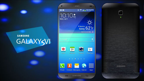 Galaxy-S6 گلکسی اس 6