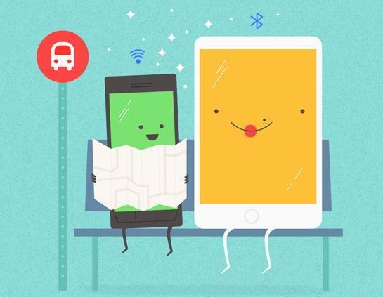 گوگل به دنبال ایجاد ارتباط اندروید و آی اوس است