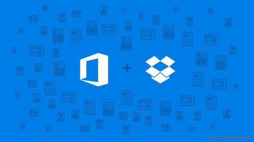 همکاری دراپ باکس و مایکروسافت برای دسترسی آسان به فایل ها
