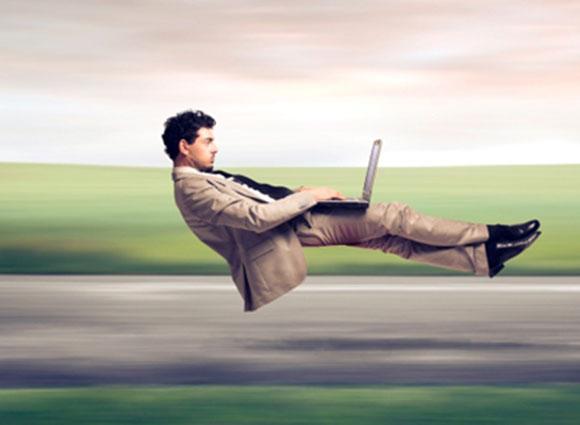 افزایش سرعت سیستم عامل