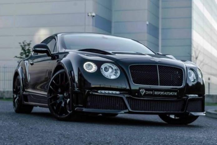 New Bentley Continental Will Use Porsche Panamera Platform