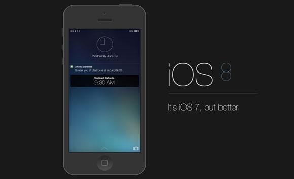 سیستم عامل اپل همچنان تلفات می دهد : باگ های ios 8.1.1