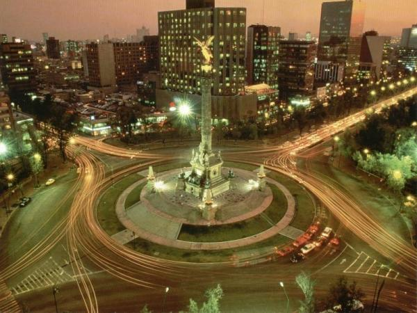 شهر زیبای مکزیکو سیتی