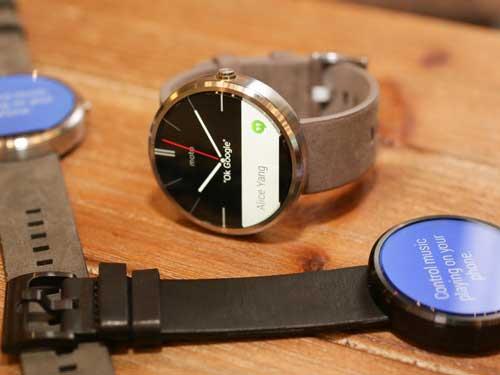 ساعت هوشمند Motorola's Moto 360