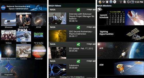نرم افزار ناسا