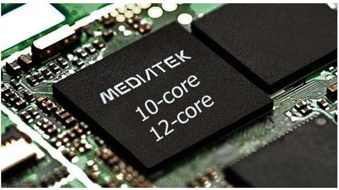 پردازنده های 10 و 12 هسته ای مدیاتک در راه بازار تلفن همراه