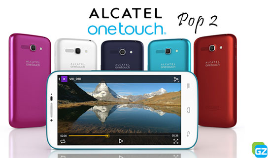 Alcatel Pop 2 Series