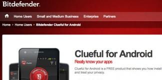 Clueful Privacy Advisor