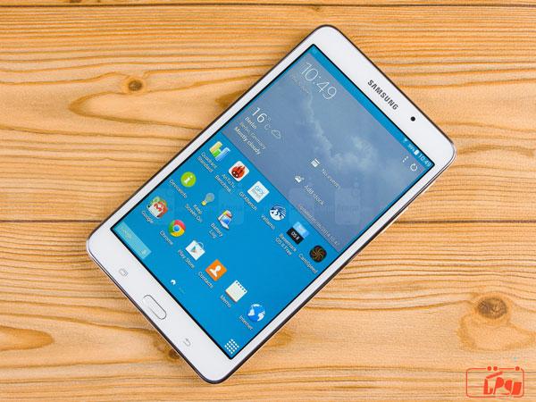 آزمایش فبلت جدید Samsung SM-T23