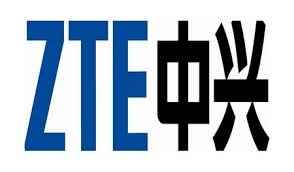 لوگوی شرکت ZTE