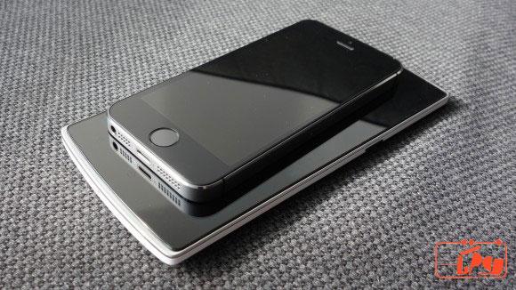 گوشی هوشمند One Plus One