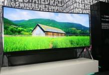 تلویزیون های خمیده سامسونگ