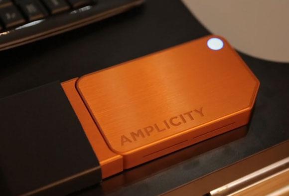 کوچکترین کیس کامپیوتری جهان: Amplicity