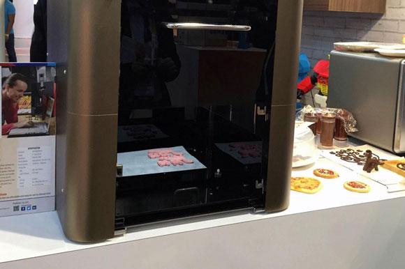 xyz food printer