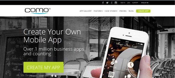 معرفی چندین سایت برای ساخت آنلاین بازی و اپلیکیشن اندرویدComo.com
