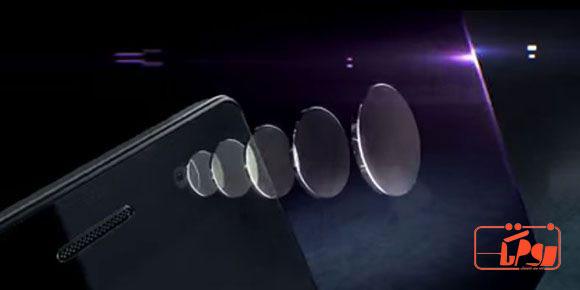 دوربین Huawei p8