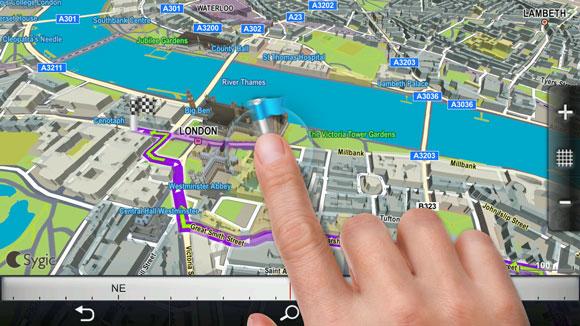 5 نرم افزار GPS اندروید برای گوشی های هوشمند