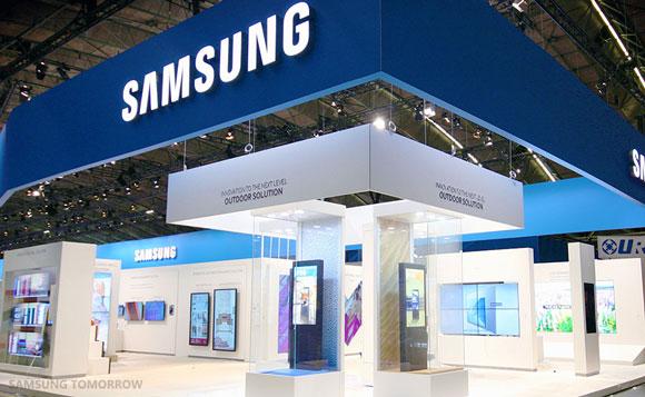 با نوآوری های جدید سامسونگ در نمایشگر های هوشمندش آشنا شوید.