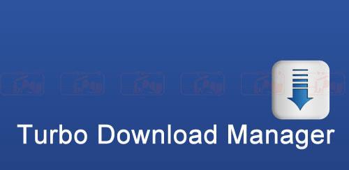 اپ Turbo-Download-Manager