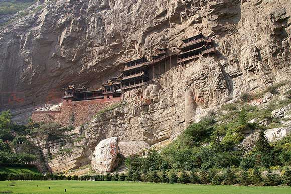 معبد Xuankong