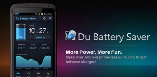 اپلیکیشن اندرویدی برای کاهش مصرف باتری