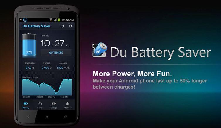 بهترین اپلیکیشن ها برای مدیریت و کاهش مصرف باتری گوشی و تبلت
