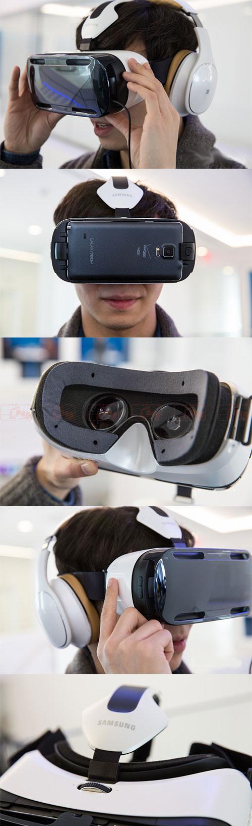 گجت سامسونگ Samsung Gear VR