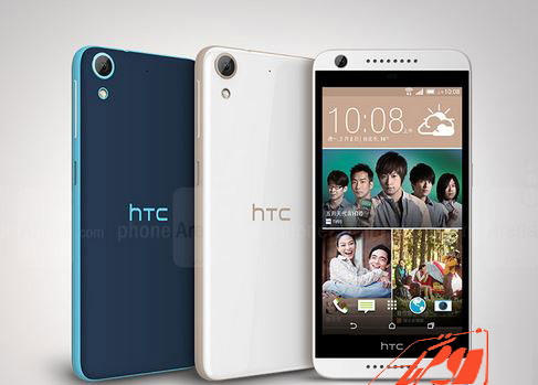 HTC Desire 626 Pictures