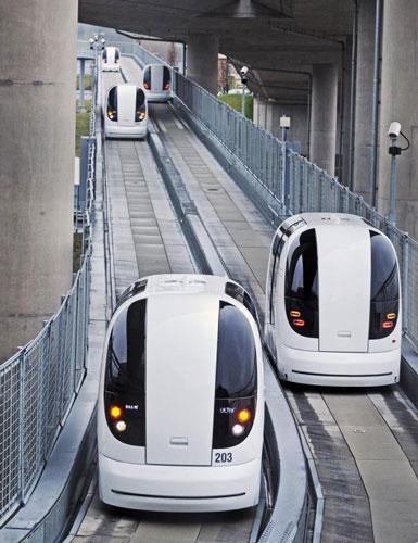 ترن های حمل نقل فرودگاهی