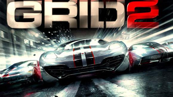 بازی اتومبیل رانی GRID 2
