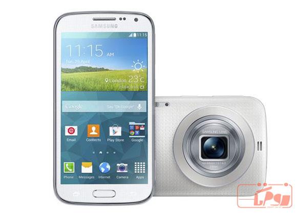 سامسونگ Galaxy K Zoom