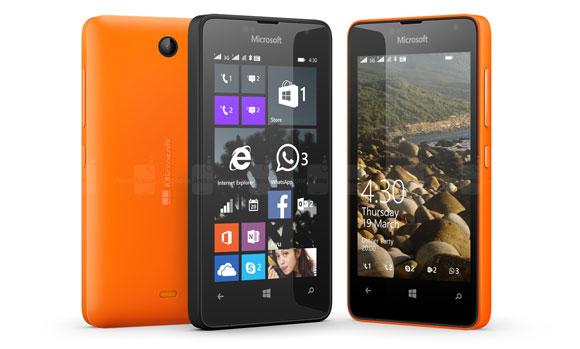 گوشی جدید مایکروسافت Microsoft-Lumia-430-9