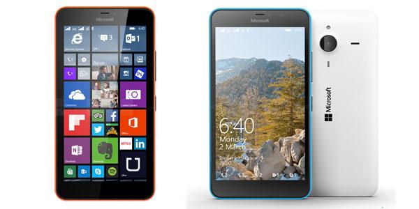 گوشی جدید مایکروسافت Microsoft Lumia 640 XL