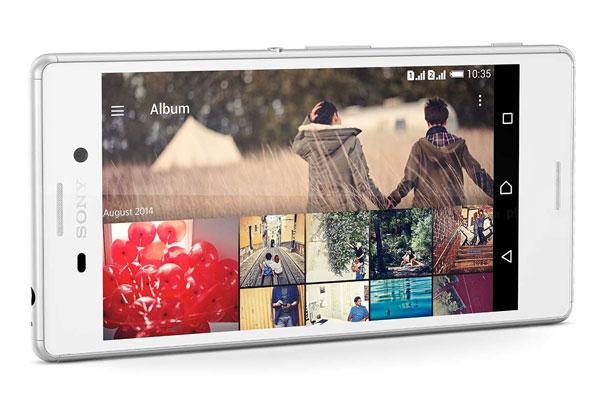Sony Xperia M4 Aqua Pictures