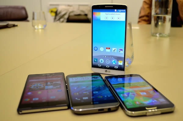 Xperia-Z2-vs-HTC-One-M8-vs-Galaxy-S5vs-LG-G3