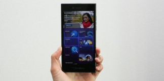 گوشی جدید بلک بری BlackBerry Leap