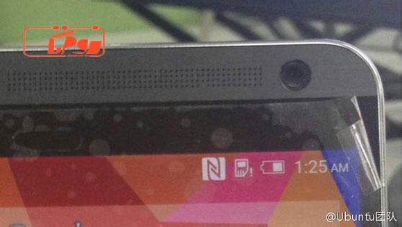 تصاویر فاش شده از گوشی  جدید HTC One E9pt