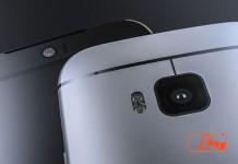 تصاویر فاش شده از HTC One m9 plus